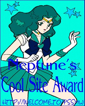 Neptune's Cool Site Award