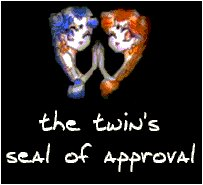Twin's Seal of Approval